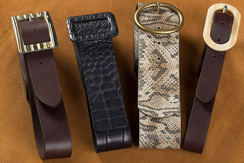 Cinturón Señora Clásico - Catálogo - Aracinsa - Cinturones Belts Ceintures Gürtel General